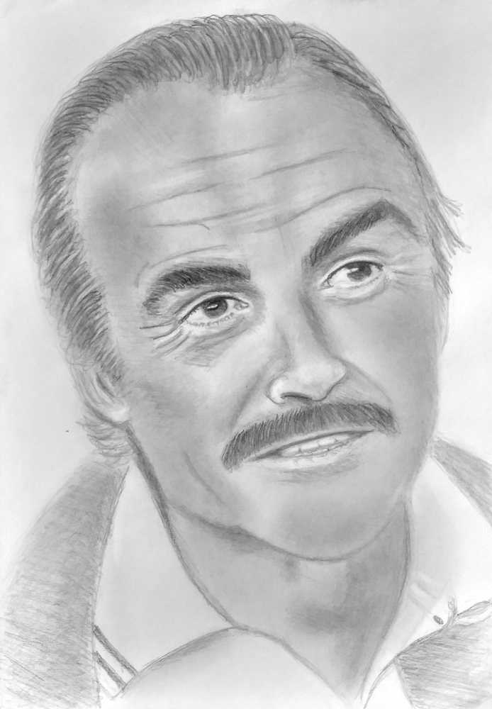 Sean Connery by paulb